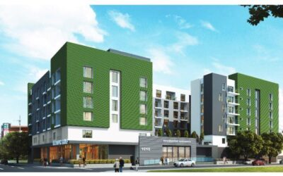 CounterpointeSRE Announces Four Closings, Including a $14.5 Million C-PACE Financing of a New Multifamily Development, in LA
